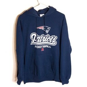 New England Patriots Sweatshirt Medium